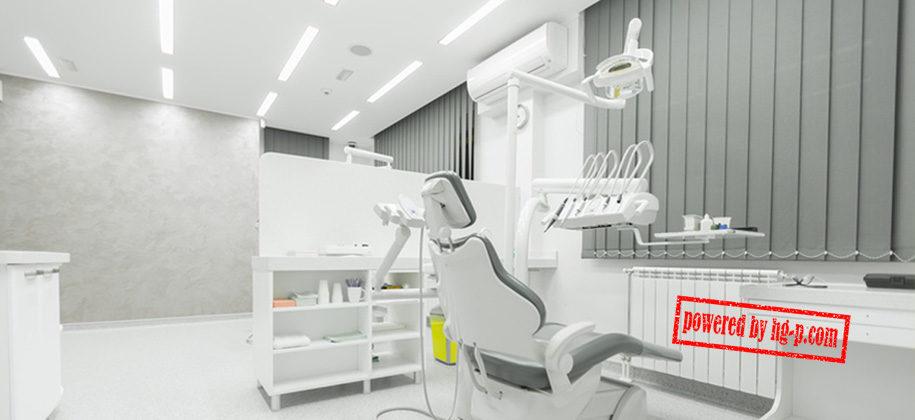 歯科医院_テンプレート powered by hg-p.com